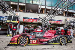 Pit stop for #13 Rebellion Racing Rebellion R-One AER: Matheo Tuscher, Alexandre Imperatori, Dominik Kraihamer
