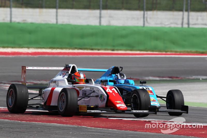 Raul Guzman Marchina, DR Formula e Marcos Siebert, Jenzer Motorsport