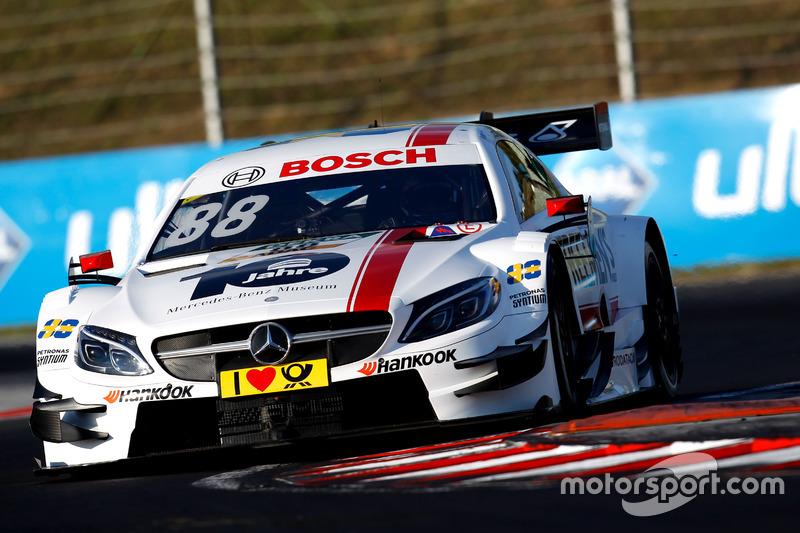 Qualifying 1: Mercedes-Pilot Felix Rosenqvist als bester Nicht-Audi auf Platz 9