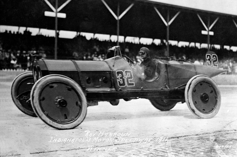 1911 - Ray Harroun