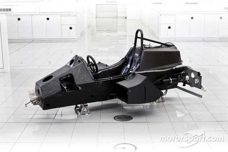 McLaren MP4/1 monocasco