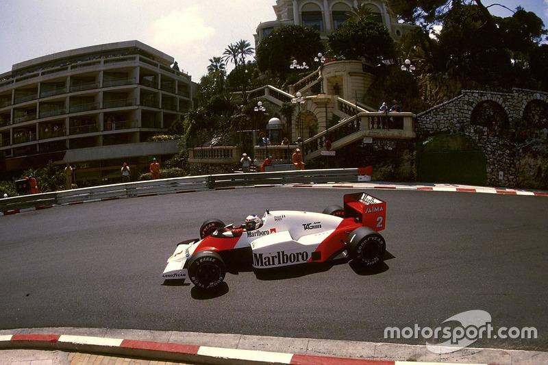 1985: McLaren MP4/2B