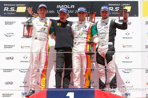 Renault Sport Trophy: Imola