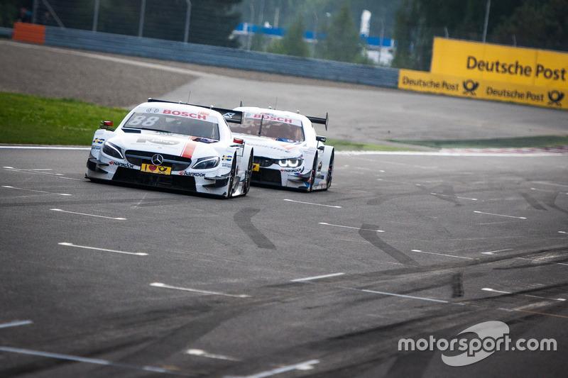 Robert Wickens, Mercedes-AMG Team HWA, Mercedes-AMG C63 DTM,