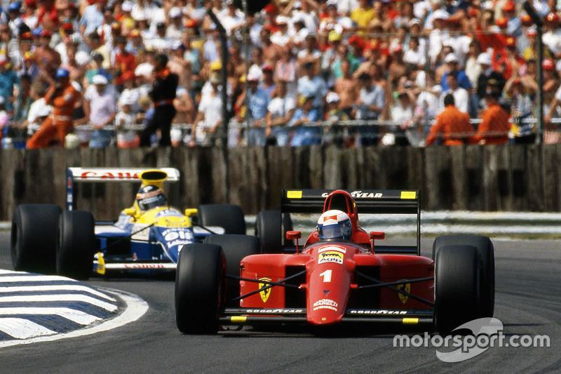 #60: Ferrari 641 (1990)