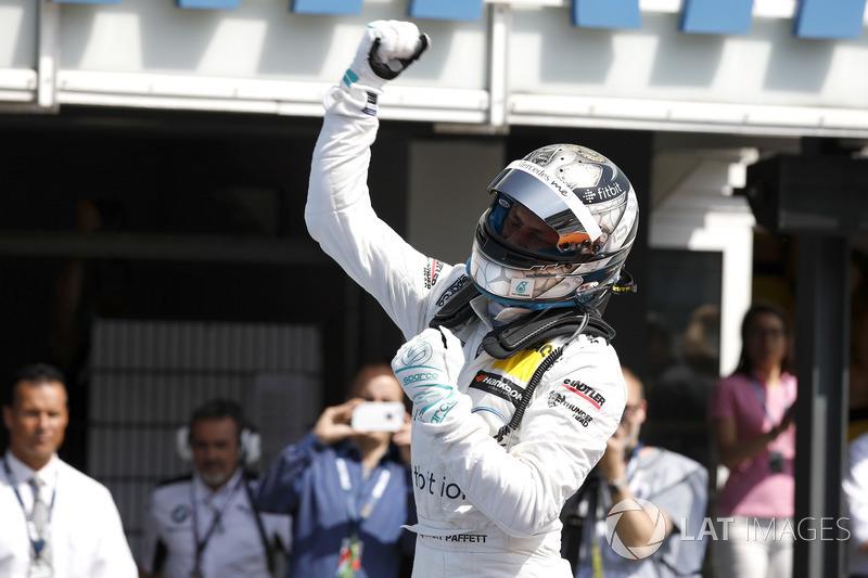 Ganador de la carrera Gary Paffett Mercedes-AMG Team HWA, Mercedes-AMG C63 DTM