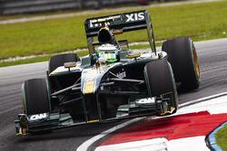 Heikki Kovalainen, Lotus T127