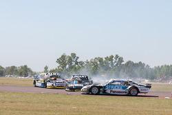 Emanuel Moriatis, Martinez Competicion Ford, Esteban Gini, Alifraco Sport Chevrolet, Leonel Pernia, Dose Competicion Chevrolet