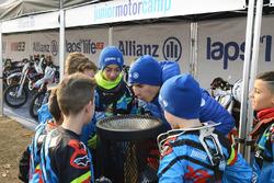 Junior Motor Camp mit Marc Marquez