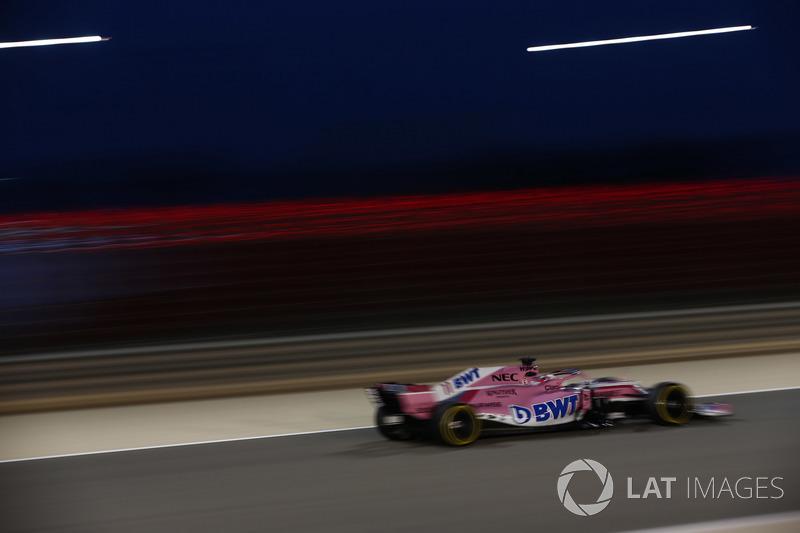 15. Серхіо Перес, Force India — 0