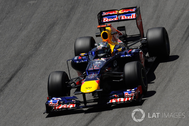 El Red Bull RB8 de 2012: 'Abbey'