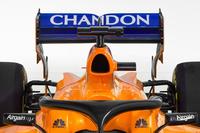 McLaren MCL33 detalle trasero
