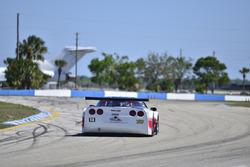 #53 TA Chevrolet Corvette, Larry Hoopaugh of Hoopaugh Racing