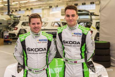 Skoda WRC2 açıklaması