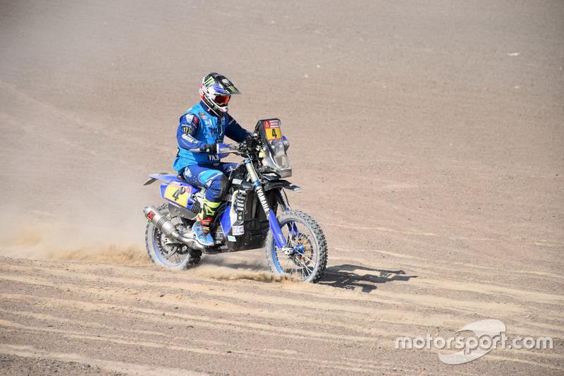Адріен ван Беверен, Yamaha #4