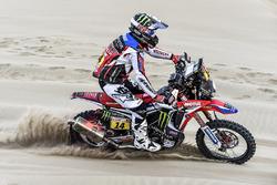 Мишель Метж, Monster Energy Honda Team, Honda CRF 450 Rally (№14)