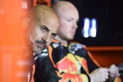 Red Bull KTM Factory Racing mechanics