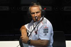 Martin Whitmarsh, Takım Patronu, McLaren