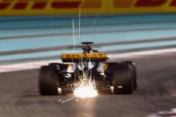 Nico Hulkenberg, Renault Sport F1 Team RS17 sparks