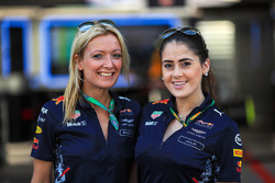 Chicas Red Bull Racing
