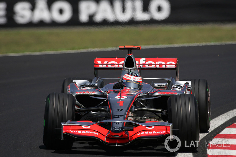 Fernando Alonso, McLaren MP4-22
