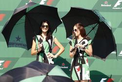 Chicas Heineken