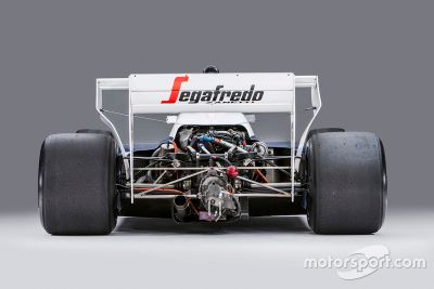 Leilão Ayrton Senna Toleman