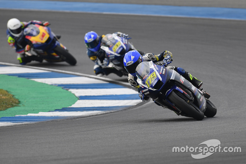 AP250: Richard Taroreh and M Faerozi, Yamaha Racing Indonesia
