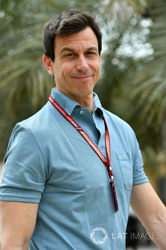 Toto Wolff, Mercedes AMG F1 Direktör