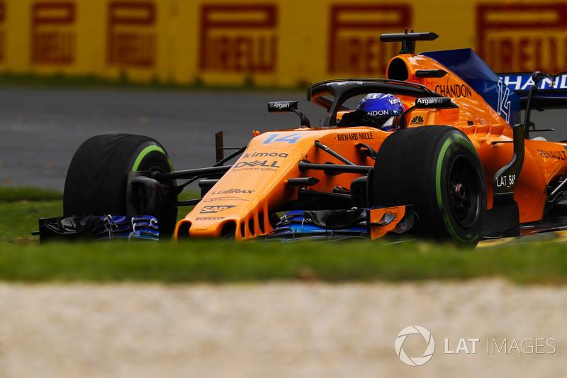 Alonso, tekrar ön sıralar için savaşmaktan mutlu