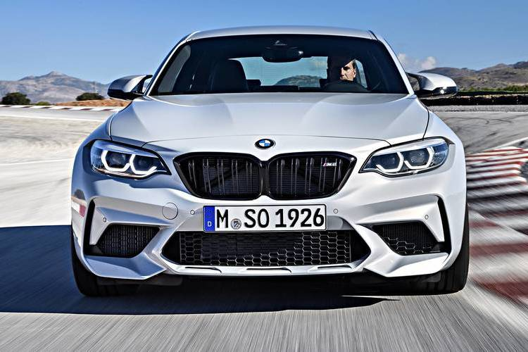 Autó 410 lóerővel debütált a vadonatúj BMW M2 Competition