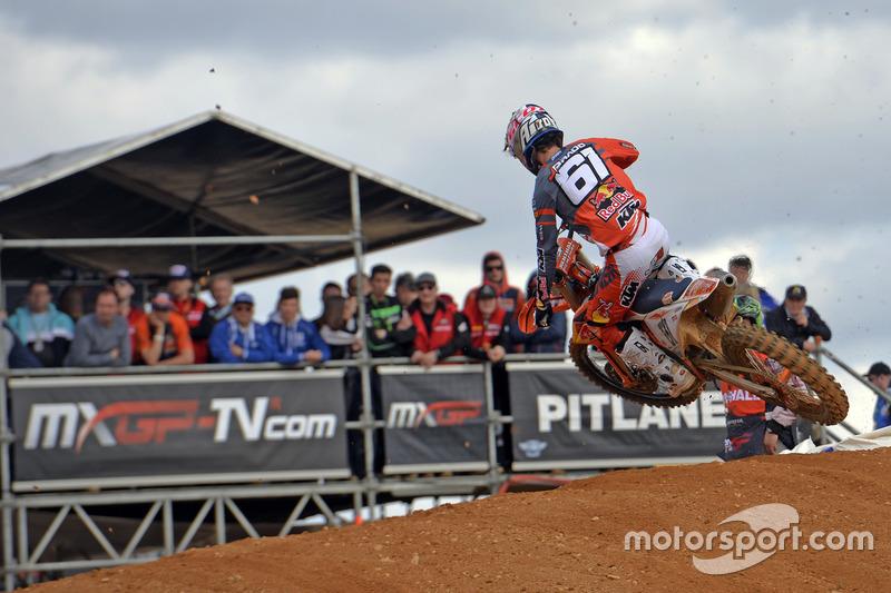 Jorge Prado, Red Bull KTM Factory Team