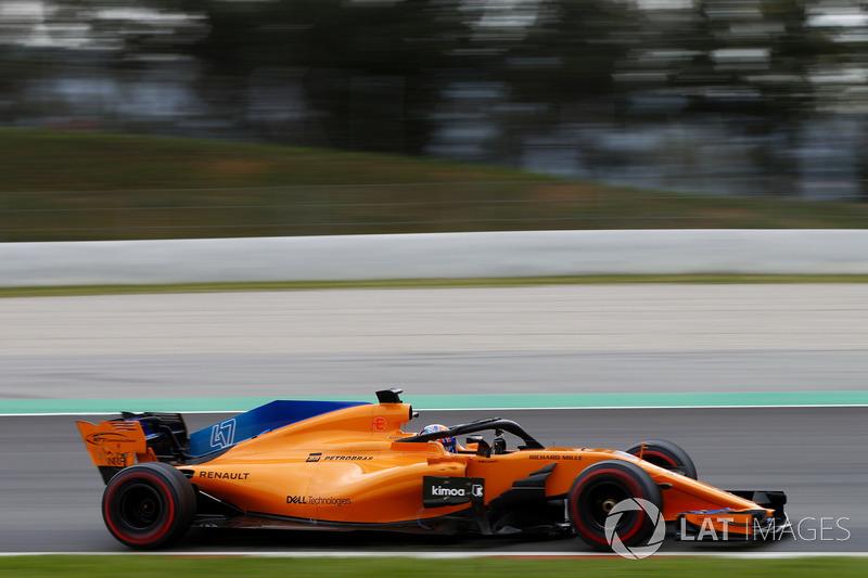 Ландо Норрис, McLaren MCL33