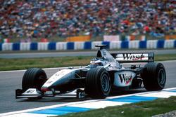 Mika Hakkinen, McLaren MP4-14