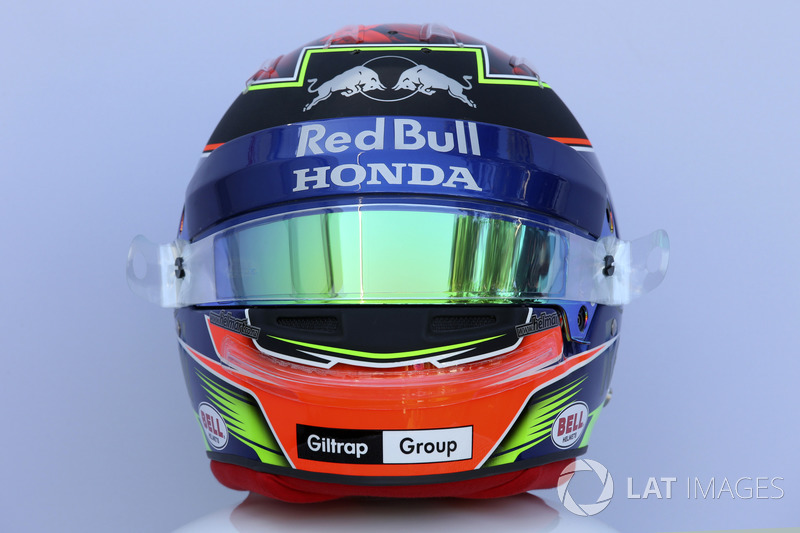 #28: Brendon Hartley, Toro Rosso