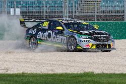 Craig Lowndes, Triple Eight Race Engineering Holden runs wide