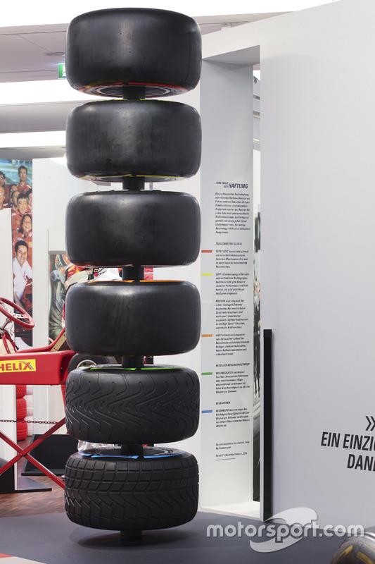 Michael Schumacher exhibitie