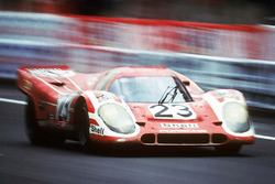 #23 Porsche KG Salzburg Porsche 917K: Ганс Германн, Річард Етвуд