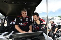 Еліо Кастроневес, Team Penske Chevrolet, гоночний інженер Джонатан Дьюгід