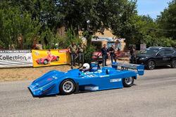 Giuseppe Presti, Lucchini 207 BMW
