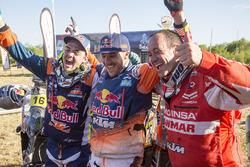 Sam Sunderland, Red Bull KTM Factory Racing, Matthias Walkner, Red Bull KTM Factory Racing, Gerard F