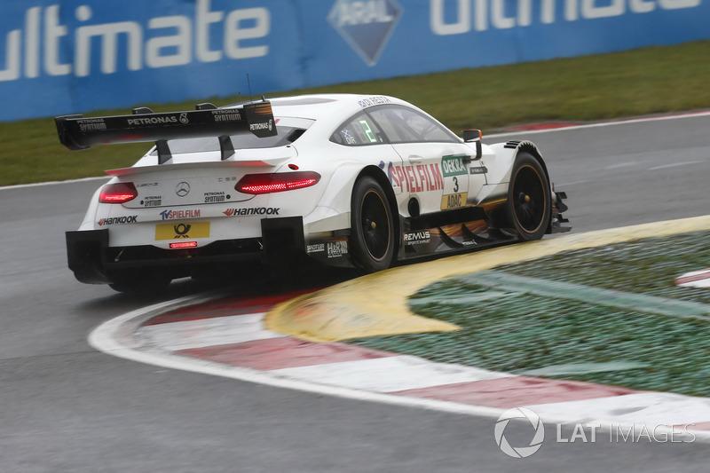 2. Paul di Resta, Mercedes-AMG Team HWA, Mercedes-AMG C63 DTM
