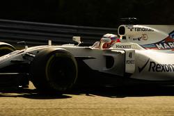 Luca Ghiotto, Williams FW40