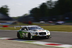 #8 Bentley Team M-Sport, Bentley Continental GT3: Andy Soucek, Maxime Soulet, Vincent Abril