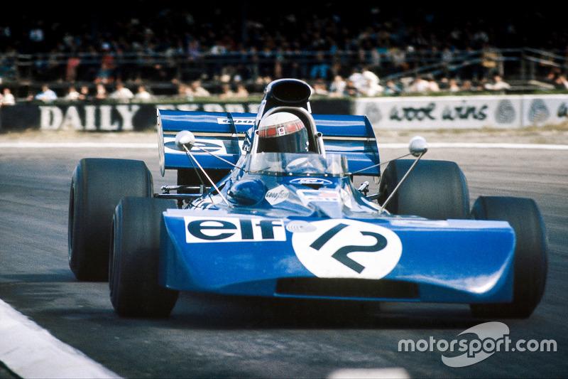 1971- Jackie Stewart, Tyrrell-Ford