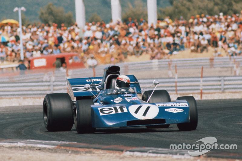 1971 – перший етап Формули 1 на Поль Рікарі
