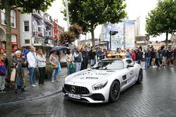 Safety-Car von Mercedes