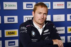 Conferenza stampa: Maxime Martin, BMW Team RBM, BMW M4 DTM