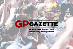 GP Gazette 008 Spanish GP