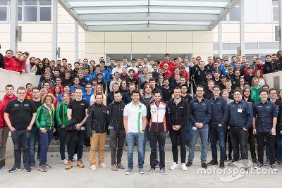 Motorsport Academy Schaeffler presentation